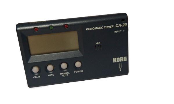 Bild: Bass Stimmen Stimmgerät für Bass und Gitarre