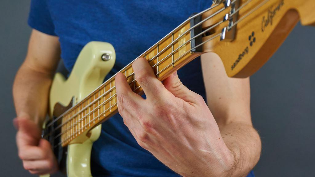 Bass lernen für Anfänger und Fortgeschrittene Slappen