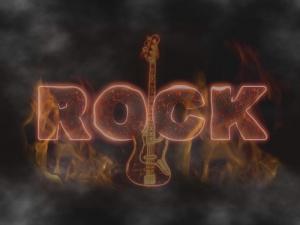 Bild: Rock am E-Bass lernen stehen