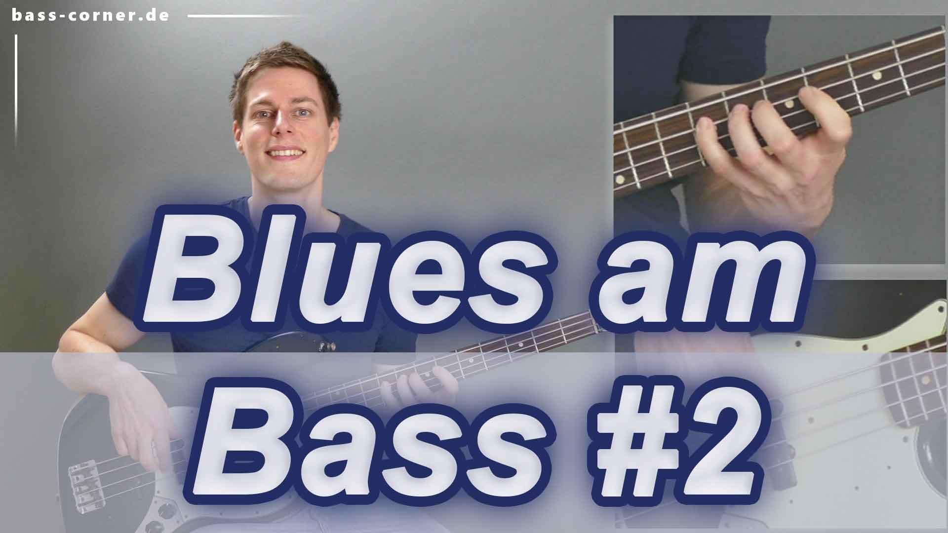 Hier sollte ein Bild stehen: Blues am E-Bass lernen Teil 2