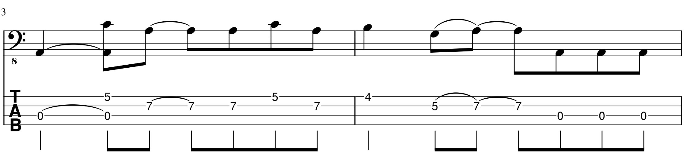 Bass-lernen-für-Anfänger-Bassline-2_2